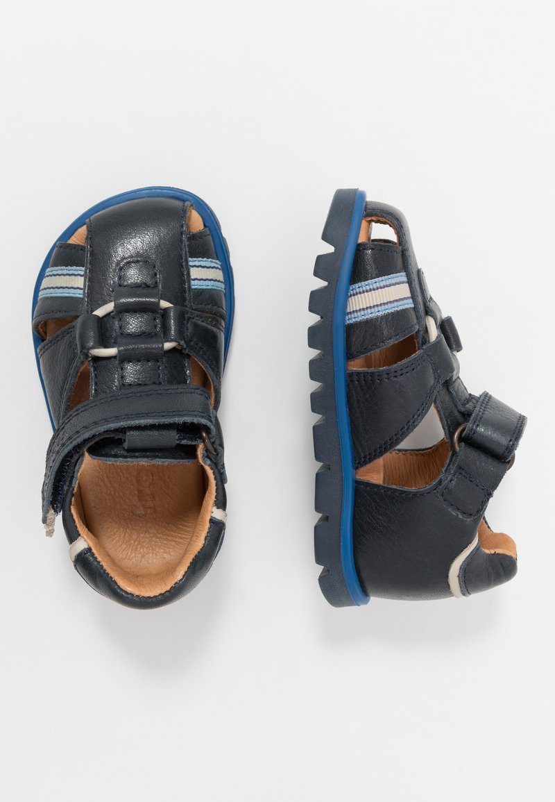 Froddo - KEKO MEDIUM FIT - Baby shoes - dark blue