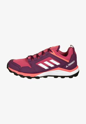 TERREX AGRAVIC TR TRAIL RUNNING SHOES - Hardloopschoenen neutraal - power pink/footwear white/signal pink