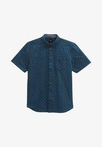 Vans - MN DOUGLAS - Shirt - dark blue - 0