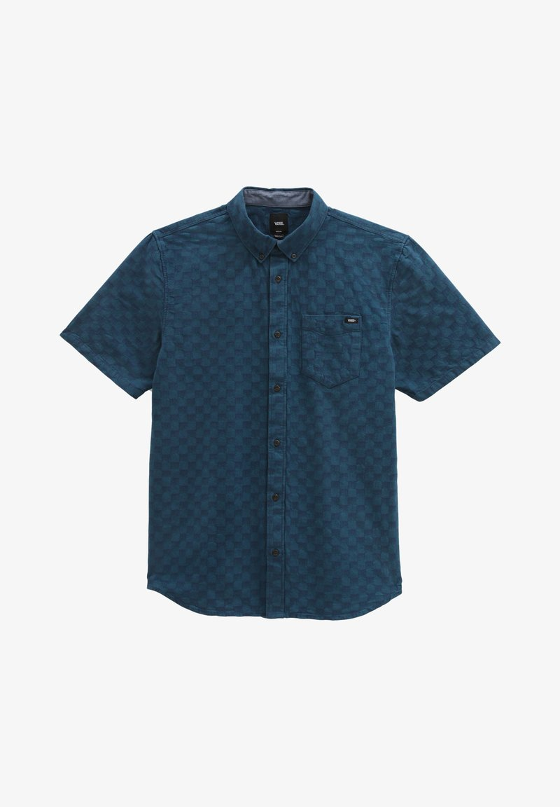 Vans - MN DOUGLAS - Shirt - dark blue