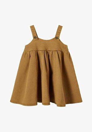 Vestito estivo - golden brown