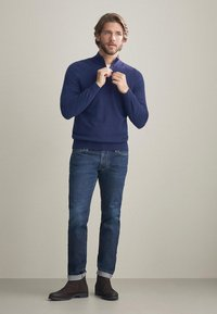 Falconeri - Jumper - mottled royal blue - 1