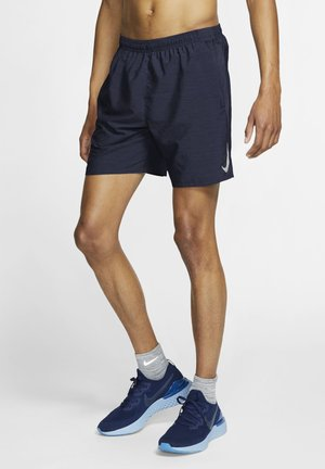 CHALLENGER SHORT - Sports shorts - obsidian/obsidian