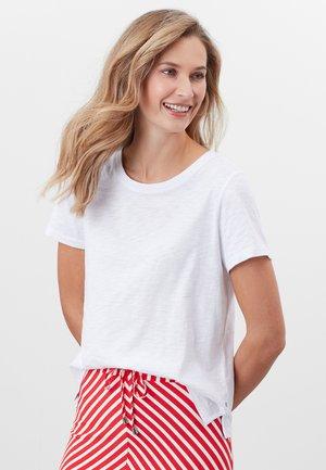 T-shirt basique - hochweiß