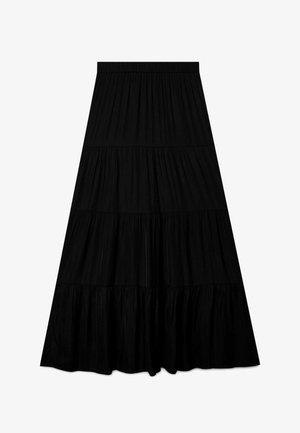 01336780 - Pleated skirt - black