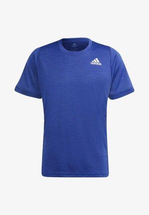 FREELIFT  - T-shirt med print - blue
