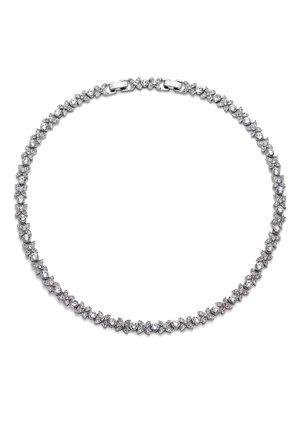 COLLIER FLEUR - Necklace - silber