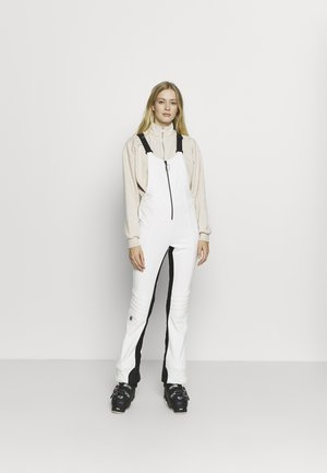 CRUELLA PANT - Ski- & snowboardbukser - blanc