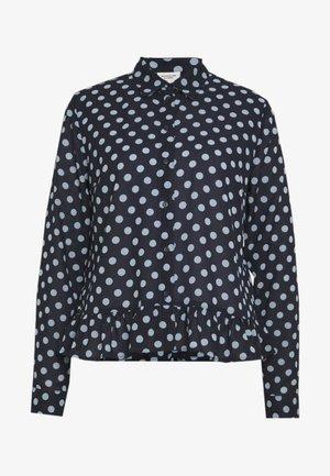 JDYRANTINI - Button-down blouse - navy blazer