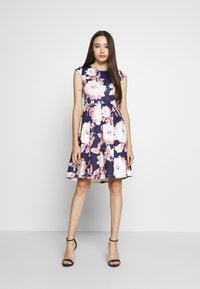 Anna Field Petite - Cocktail dress / Party dress - dark blue/rose - 2