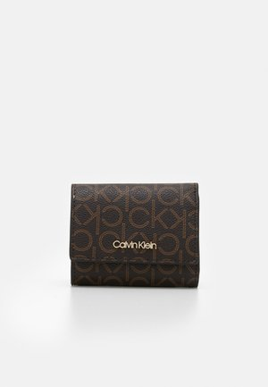 TRIFOLD - Wallet - brown