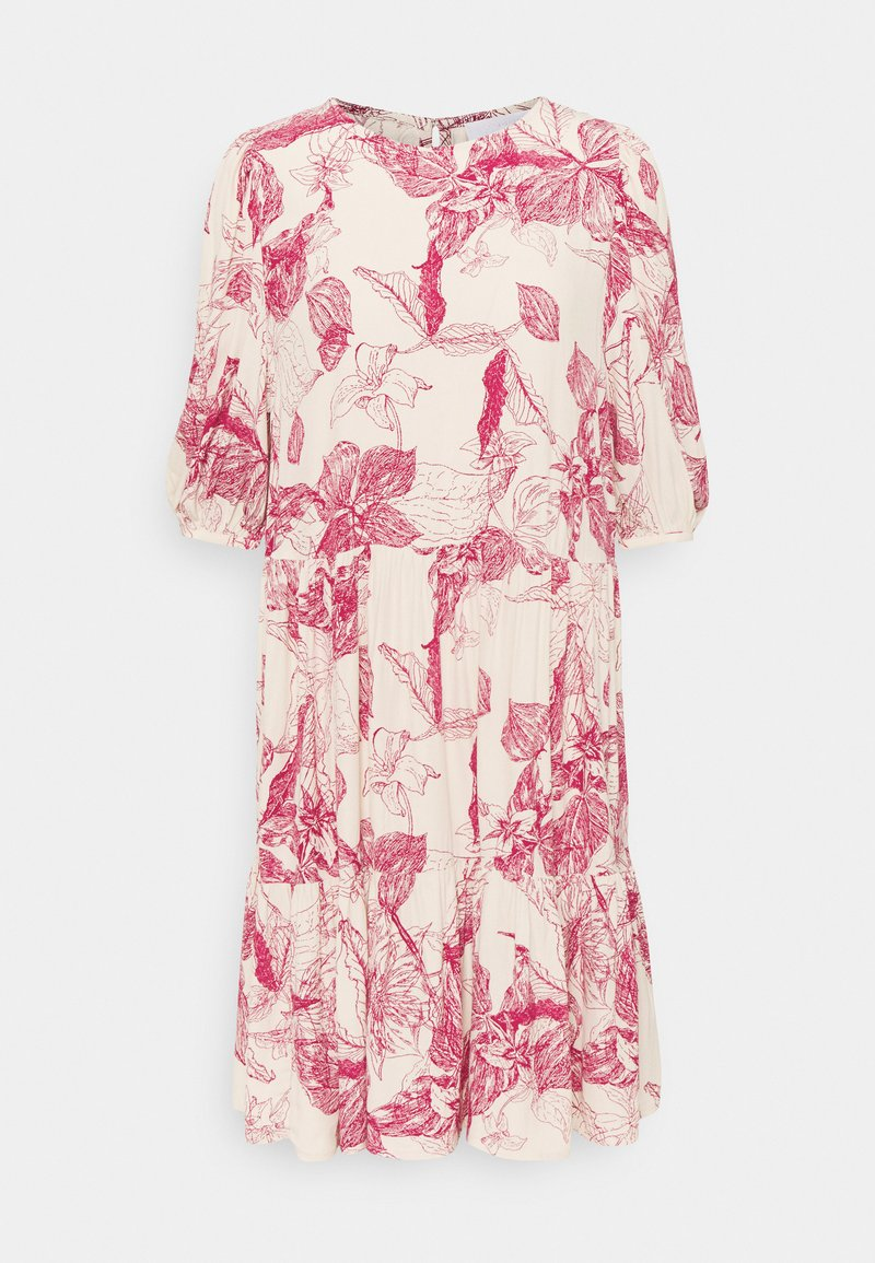 2nd Day - WASH DOMINGO - Korte jurk - pink