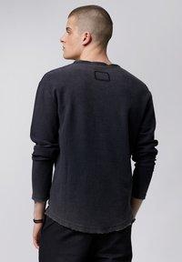 Tigha - Sweatshirt - vintage black - 2