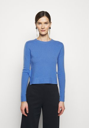 CRESCITA - Jumper - light blue