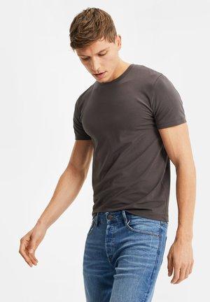HERREN - T-shirt basic - dark grey