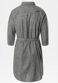 The North Face - W BERNINA DRESS - Shirt dress - new taupe green chambray - 1