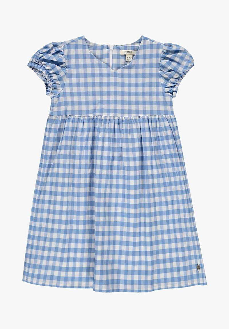 Esprit - FASHION - Day dress - light blue