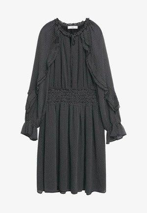 TOPI - Day dress - zwart