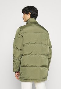 Tommy Hilfiger - Down coat - green - 3