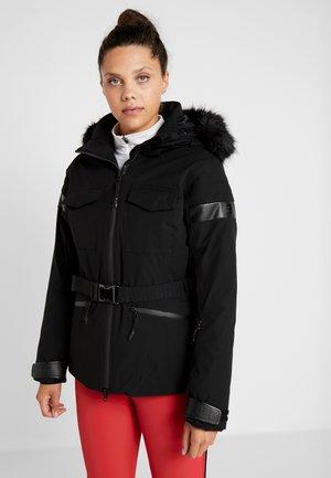 WIVI JACKET - Ski jacket - black