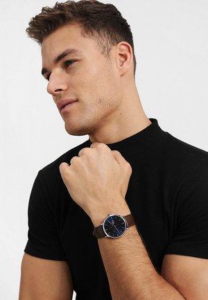 MOON - Watch - blau