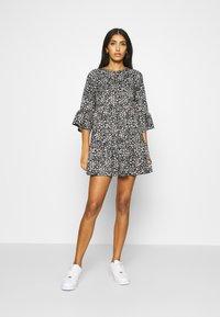 River Island - Jersey dress - black - 0