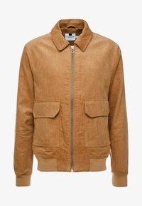 Topman - HARRINGTON - Summer jacket - stone - 3