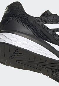 adidas Performance - RESPONSE RUN - Zapatillas de running neutras - core black/ftwr white/grey six - 7