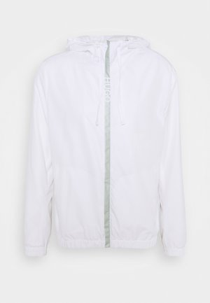 UNISEX - Lett jakke - white/silver