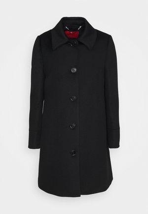 JET - Classic coat - black