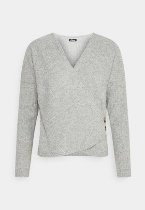 LAURYL LOUNGEWEAR - Koszulka do spania - gris
