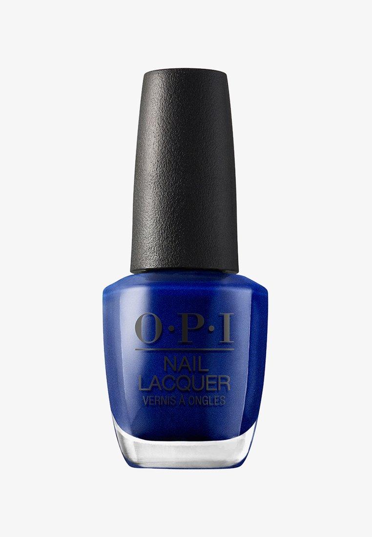 OPI - NAIL LACQUER - Nail polish - nlb 24 blue my mind
