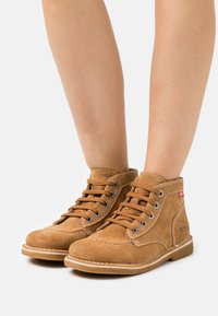 Kickers - LEGEND I KNEW - Ankle boots - camel - 0