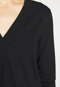 WEEKEND MaxMara - MULTIB - Long sleeved top - schwarz - 5