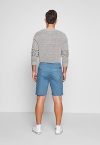 INDICODE JEANS - THISTED - Shorts - aegean blue - 2