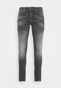 G-Star - 4101 LANCET SKINNY - Jeans Skinny Fit - elto Black vintage basalt destroyed - 3