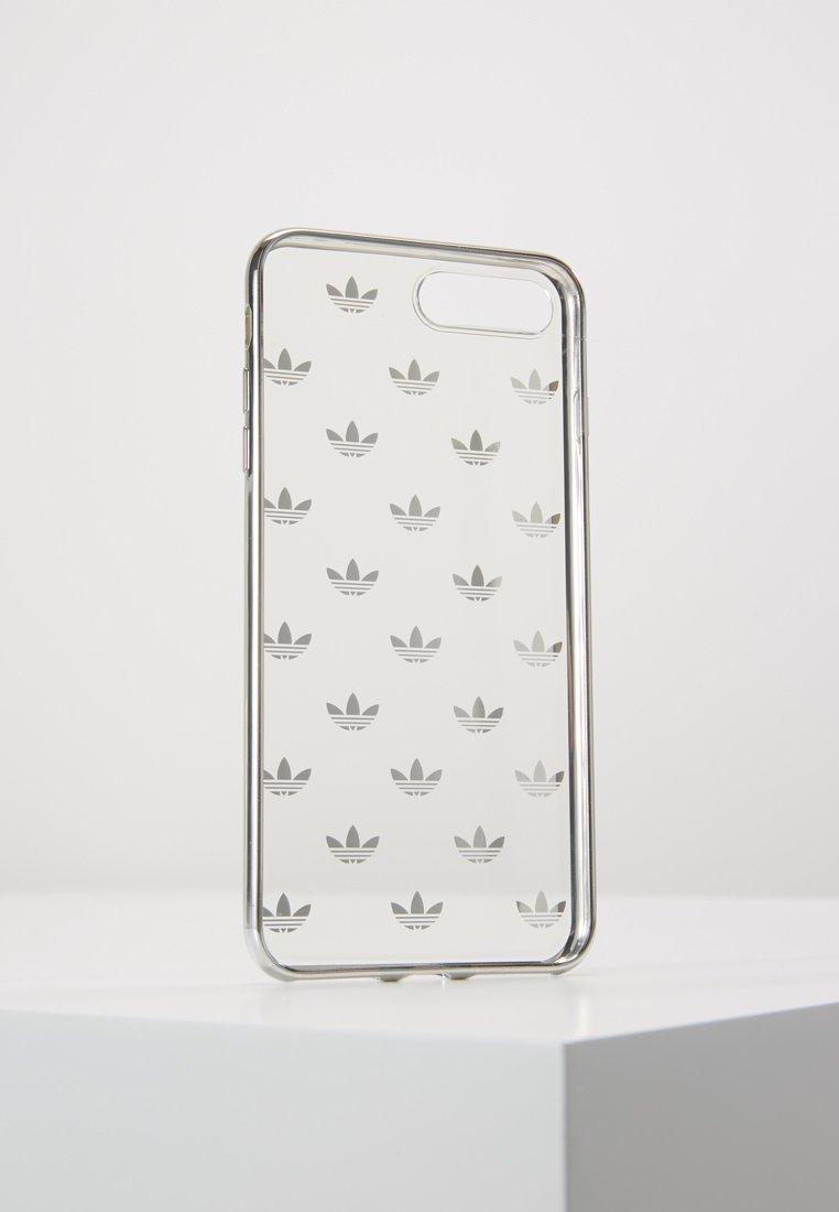 adidas Originals CLEAR CASE - Mobilväska - transparant/silver-coloured