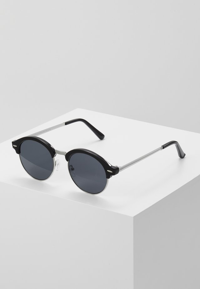 CORE CLUB ROUND - Sunglasses - black