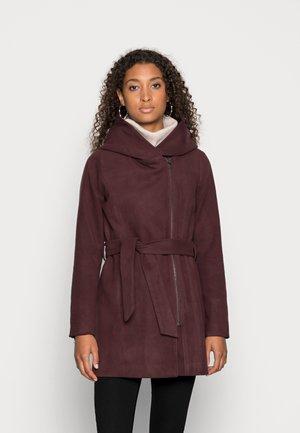 ONLCANE COAT - Classic coat - fudgemelange