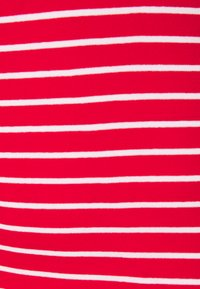 Gap Tall - BOATNECK - Print T-shirt - red/white - 2