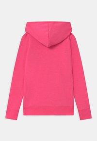 GAP - GIRLS LOGO - Sweat à capuche - pink jubilee - 1