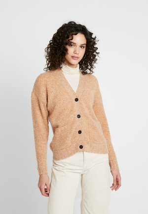 NUMERILYN CARDIGAN - Cardigan - sudan brown