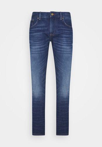 SLIM BLEECKER ALGOOD  - Slim fit jeans - denim