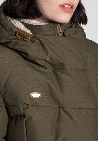 Ragwear - PAVLA - Zimní kabát - olive - 4
