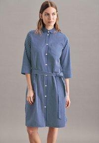 Seidensticker - Shirt dress - dunkelblau - 0