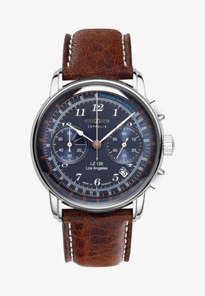 LOS ANGELES - Chronograph watch - blau