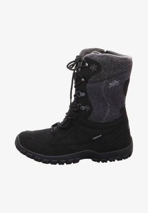 Winter boots - schwarzgrau