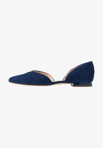 ALL DAY - Ballet pumps - navy