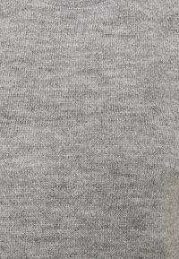 Noisy May - NMTERRY VEST - Top - light grey melange - 2