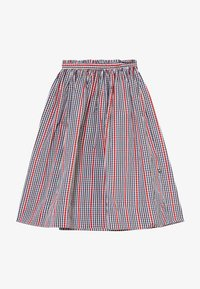 Molo - BRISA - A-line skirt - red/blue - 2